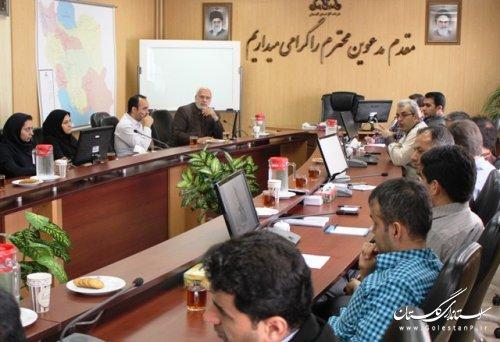 برگزاری دومین جلسه گروه مشاوران جوان شرکت گاز با مدیرعامل استان