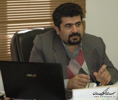 مشاور جوان دانشگاه آزاد نماينده كنفرانس بين المللي روابط عمومي در گلستان