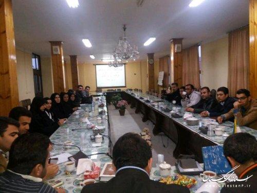 گامهای جوانان برای رونق کارآفرینی در کردکوی