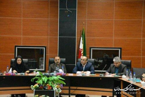 گزارش تصویری دومین نشست کمیته روستائیان حوزه مشاوران جوان استانداری گلستان