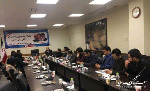 تاکنون 5 نشست تخصصی مشاوران جوان دستگاه های اجرایی استان برگزار شده است