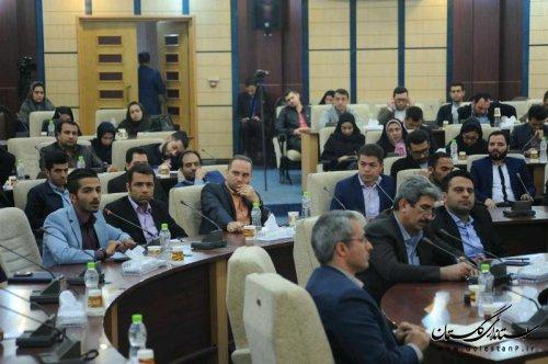 گزارش تصویری نشست مشاوران جوان دستگاه های اجرایی، فرمانداری ها، نمایندگان سمن ها و جوانان فعال با استاندار